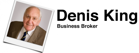 denis king logo